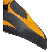 Chausson d'escalade La Sportiva Python orange noir