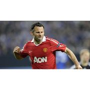 Maillot domicile Manchester United 2010/2011 Giggs