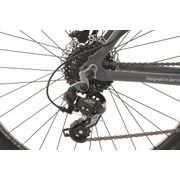 VTT semi rigide 27,5'' GTZ anthracite TC 51 cm KS Cycling