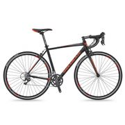 Vélo de course Shockblaze S7 Pro 28 noir/orange 2017 (46 cm)