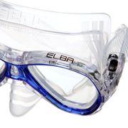 LUNETTES DE PLONGEE - MASQUE DE PLONGEE  Masque de plongée Elba - Médium - Bleu