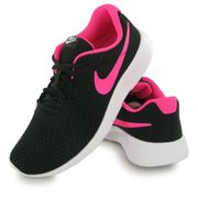Nike Tanjun noir, baskets mode enfant