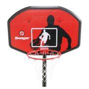Panier de Basket Ball sur pied The Classic - hauteur réglable de 2m30 à 3m05