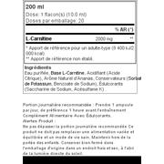 L-Carnitine 2000 20 ampoules -