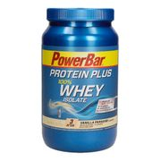 Complément PowerBar Protein Plus 100% Whey Isolate 570gr vanille