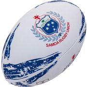 Ballon de rugby supporter Gilbert Samoa (taille 5)