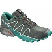 Salomon - Speedcross 4 GoreTex Femmes chaussure de course (gris)