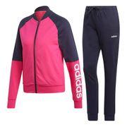 Survêtement adidas New Cotton Marker rose bleu marine blanc femme
