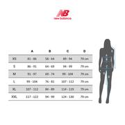 T-shirt New Balance Accelerate V2 manches courtes bleu électrique femme