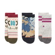 Chaussettes enfants Stance Baby / Toddler Cuban Flower Box Set