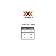 X-BIONIC Effecteurs XBS Courir chaussettes de course court - S100010-E173