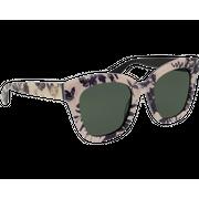 Gucci 0029/S Beige/Motifs Noir Vert