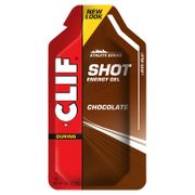 Lot shot gel chocolat Clif Bar (x24)
