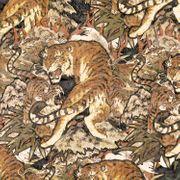 No Publik - Boxer Microfibre Homme Tiger Fever