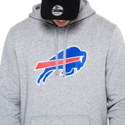 Sweat à capuche New Era avec logo de l'équipe Buffalo Bills
