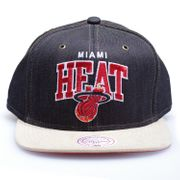 Casquette Mitchell And Ness Heat Jeans