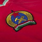Hungary 1970's Short Sleeve Retro Maillot 100% cotton