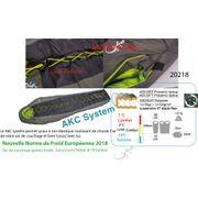 MICROPAK AKC - Sac de couchage +3° à - 19°C- sac de couchage 3 à 4 saisons