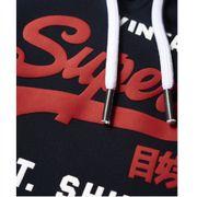 Sweat Superdry Sweat Shirt Shop Duo Hood - M20004NS98T