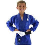Kimono de JJB junior Boa Leao 2.0 Bleu