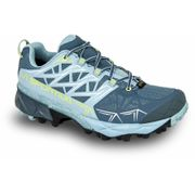 La Sportiva - Akyra Woman GTX Femmes Montagne chaussure de course (bleu foncé/bleu clair)