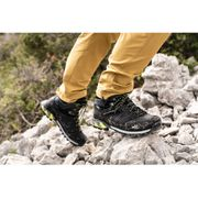 Chaussures HIGH ROUTE GTX M Black/Acid Green -  - Randonnée, Trekking