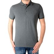 Polo Marion Roth Uni Gris Anthracite
