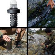 Gourde souple filtre à eau Katadyn BeFree Tactical 1L