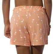 Celine Fille Short Orange Lulu Castagnette
