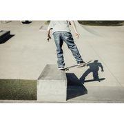Hudora Skateboard Instinct ABEC 1 - tigre