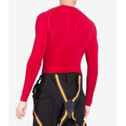 T-shirt de ski Falke T-shirt ML Max Warm SH33542RED
