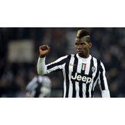 Maillot domicile Juventus Turin 2013/2014 Pogba-L