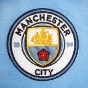 Manchester City FC officiel - Lot veste et pantalon de survêtement thème football - garçon