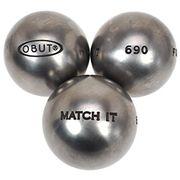 Match it inox 76mm  mÉta