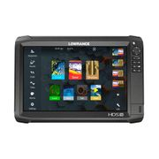 Lowrance Hds-12 Carbon Row Totalscan
