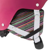 SALOMON Kiana Casque Ski Fille