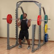 Système Squat multi rack Pro clubline Body-Solid