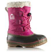 Après Ski Enfants Sorel Yoot Pac Nylon Ultra Pink