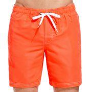Short de Bain Homme Sundek 505 Orange Fluo