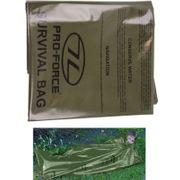 Sac de survie Highlander Survival Bivi Bag vert