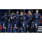 Maillot domicile PSG 2012/2013 Ibrahimovic n°18 C1