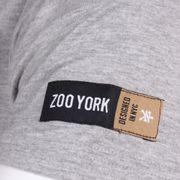 Zoo York Stone Mens Skate Fashion T-Shirt Tee Grey - S