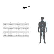 Maillot de compression Nike Cool manches longues bleu électrique