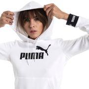 Sweat à capuche femme Puma Amplified