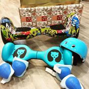 Hoverboard 4x4 Tag - 10 Pouces