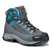 Chaussures de marche Asolo Patrol GV GTX gris bleu femme