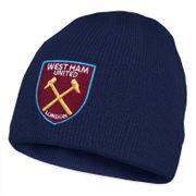 West Ham United FC officiel - Bonnet en tricot - thème football