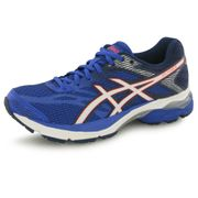Asics Gel Flux 4 bleu, chaussures de running femme