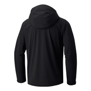 Veste imperméable Mountain Hardwear Strch Ozonic noir