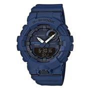 Montre Casio G-Shock Bluetooth + Step Tracker bleu foncé